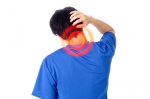 首・肩の不調